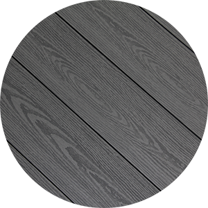 C07--dark-grey wpc decking china,Taditional Decking