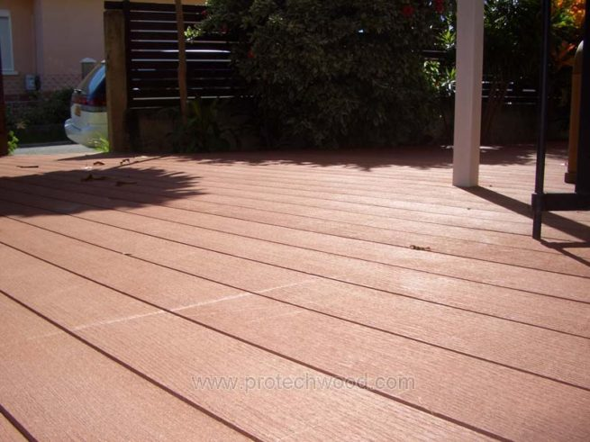 decking project in new caledonia