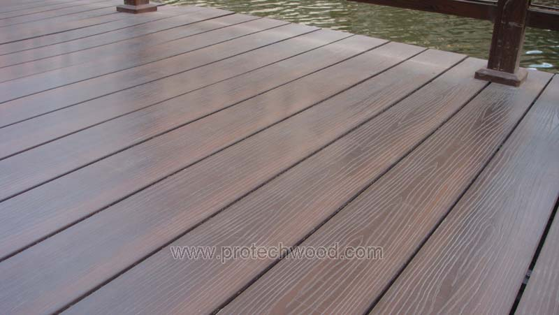 protechwood composite decking - proshield
