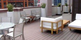 ProTechWood composite decking makes your outdoor living greater