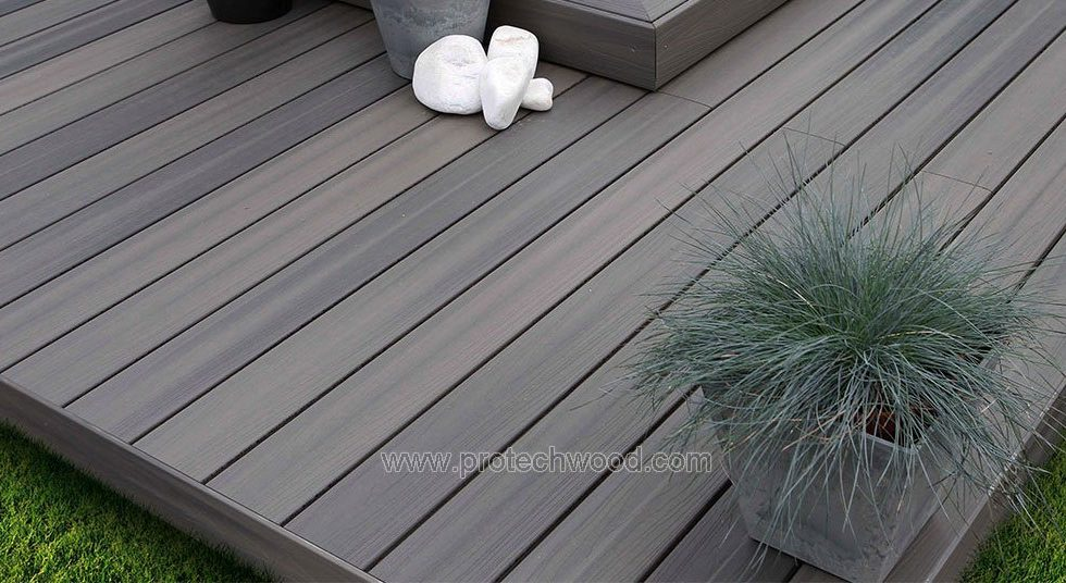 co-extruded wpc,Proshield Decking