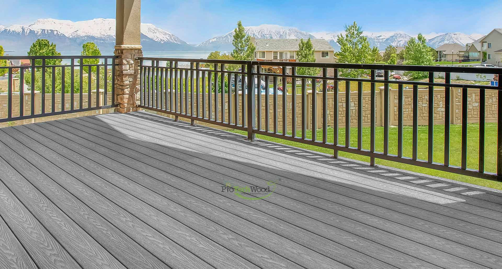 protechwood wpc decking